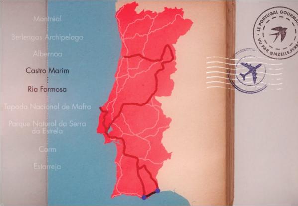 Parc naturel Ria Formosa: le paradis des mollusques