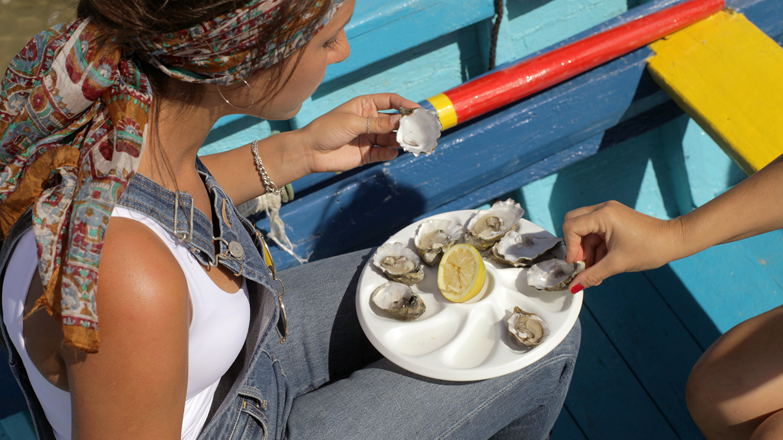 Mollusques Shellfish