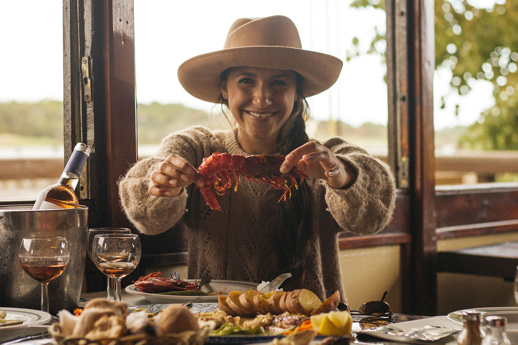 Nos meilleurs restaurants en Algarve!