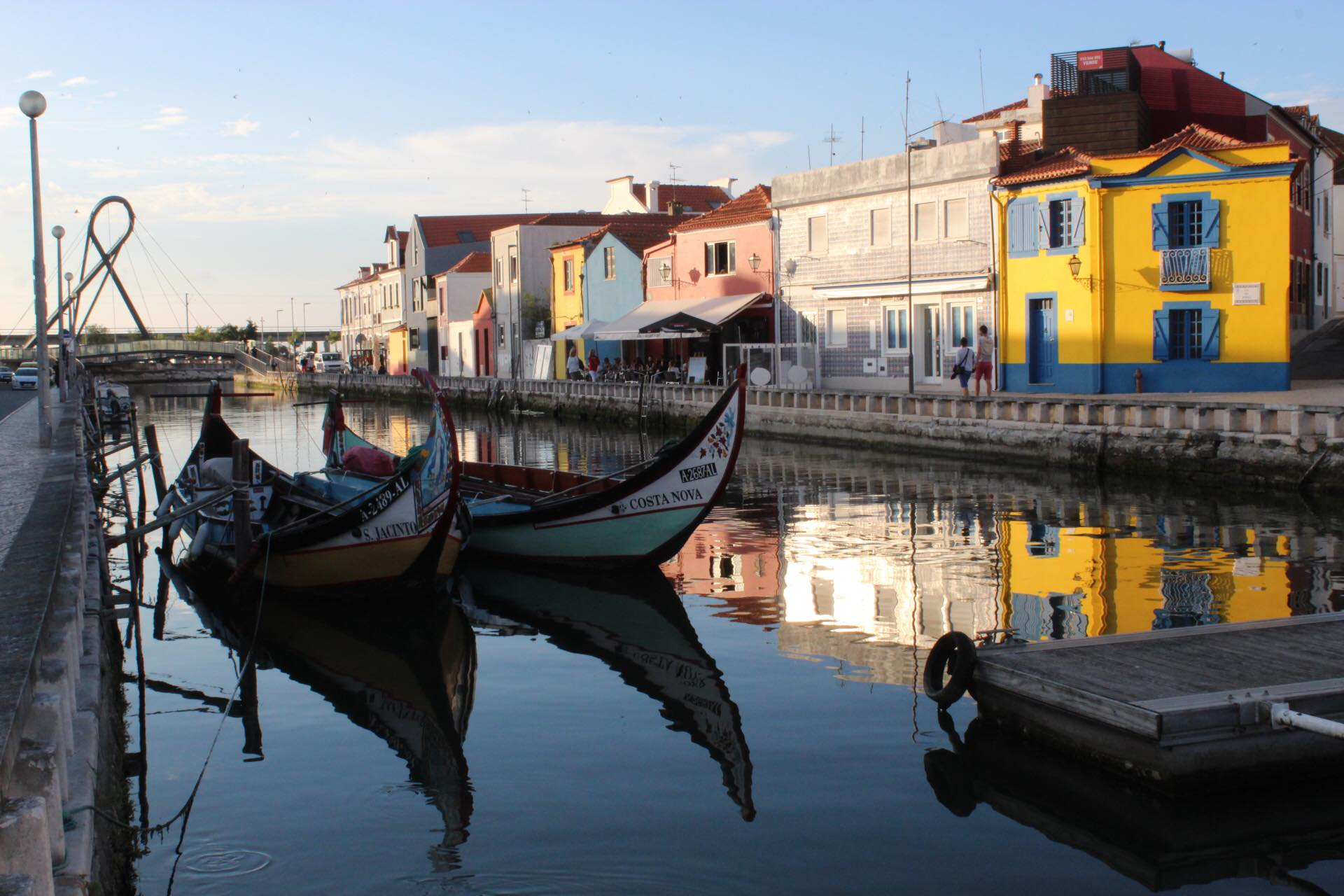Top 5 restaurants à Aveiro selon Carlos Ferreira