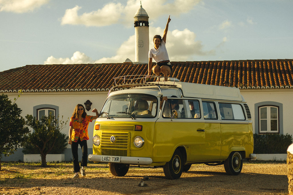 Great Stories Start In A Westfalia